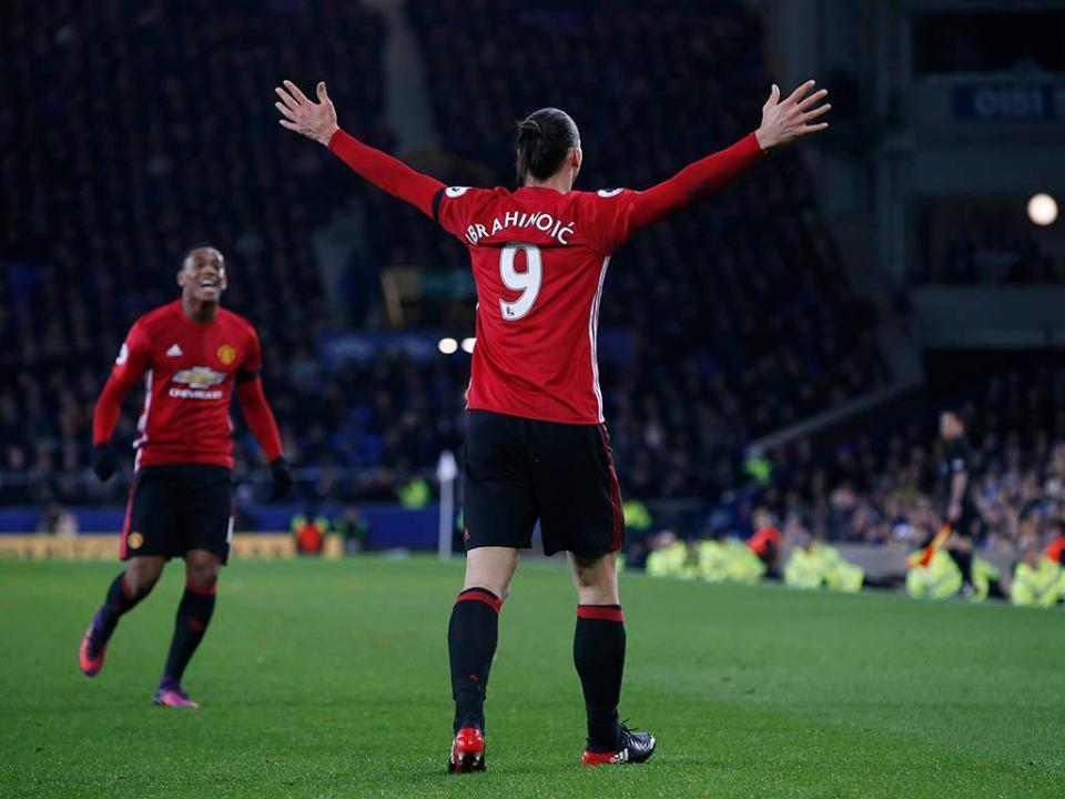 O Tirambaço: Zlatan, o direito de meter as golas para cima
