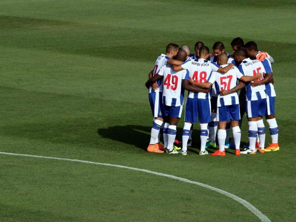 II Liga: FC Porto B perde em casa com Sp. Braga B
