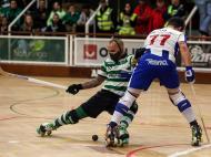 Hóquei em Patins: FC Porto-Sporting (Lusa)