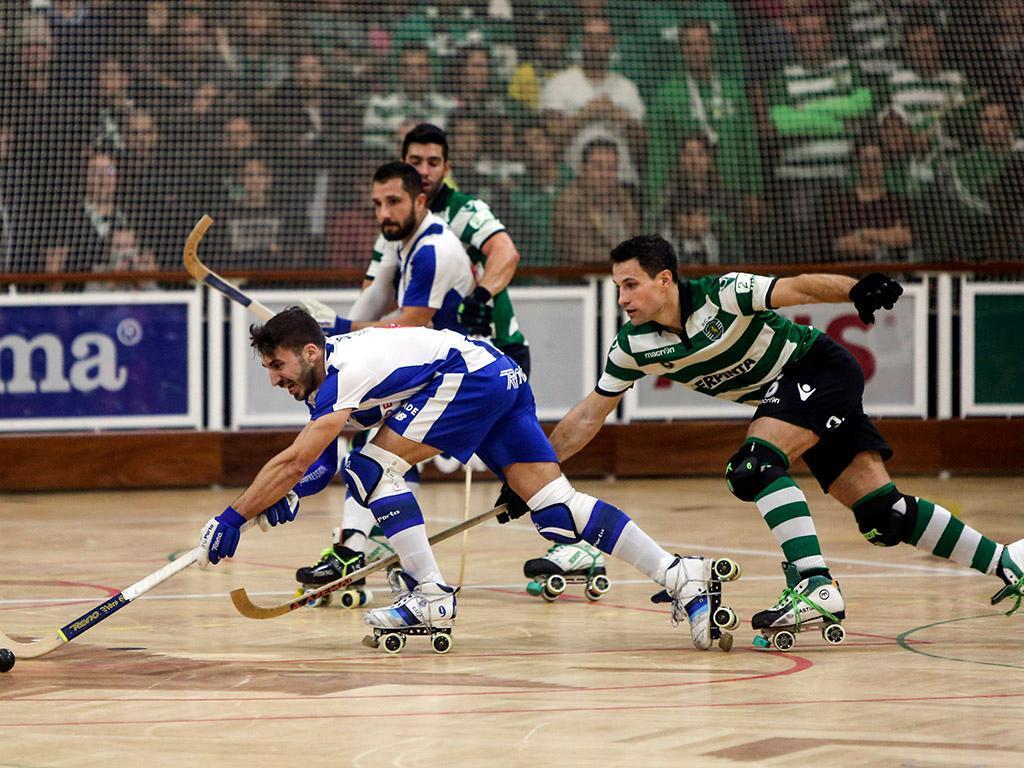 Hóquei em patins: sorteio da Taça ditou um FC Porto-Sporting