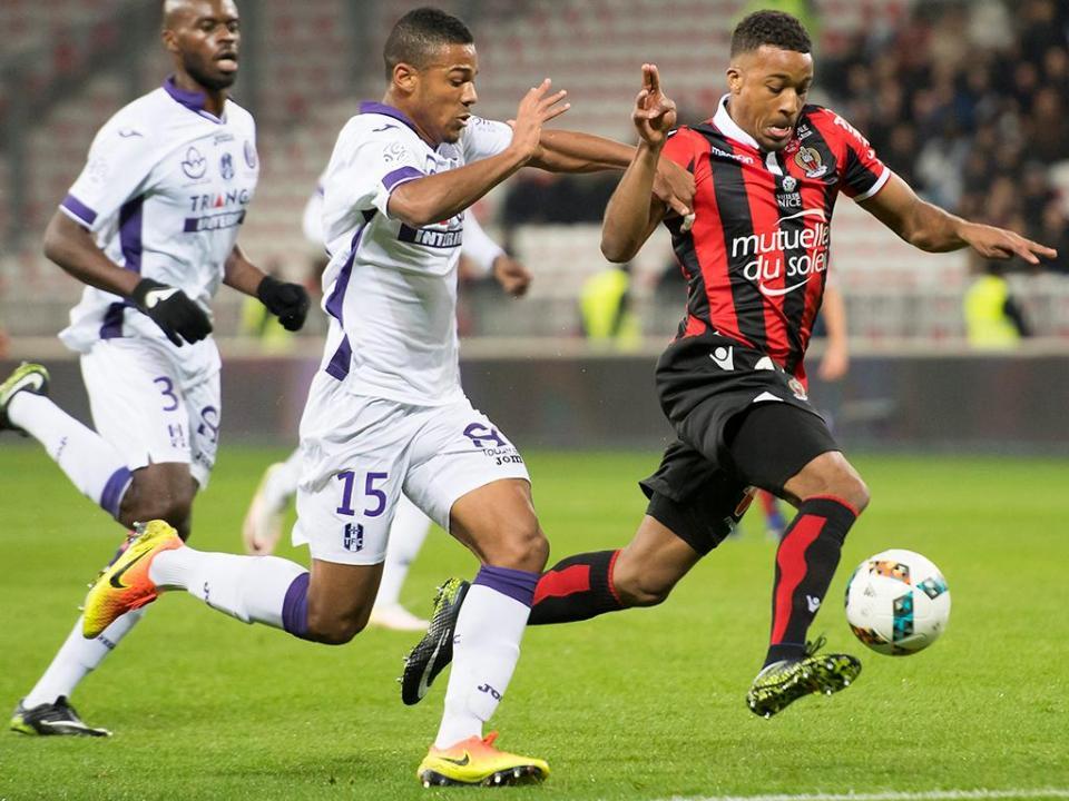 França: Toulouse em vantagem no play-off de despromoção