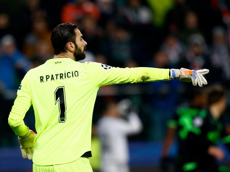 A história de como o Sporting desviou Rui Patrício do Benfica