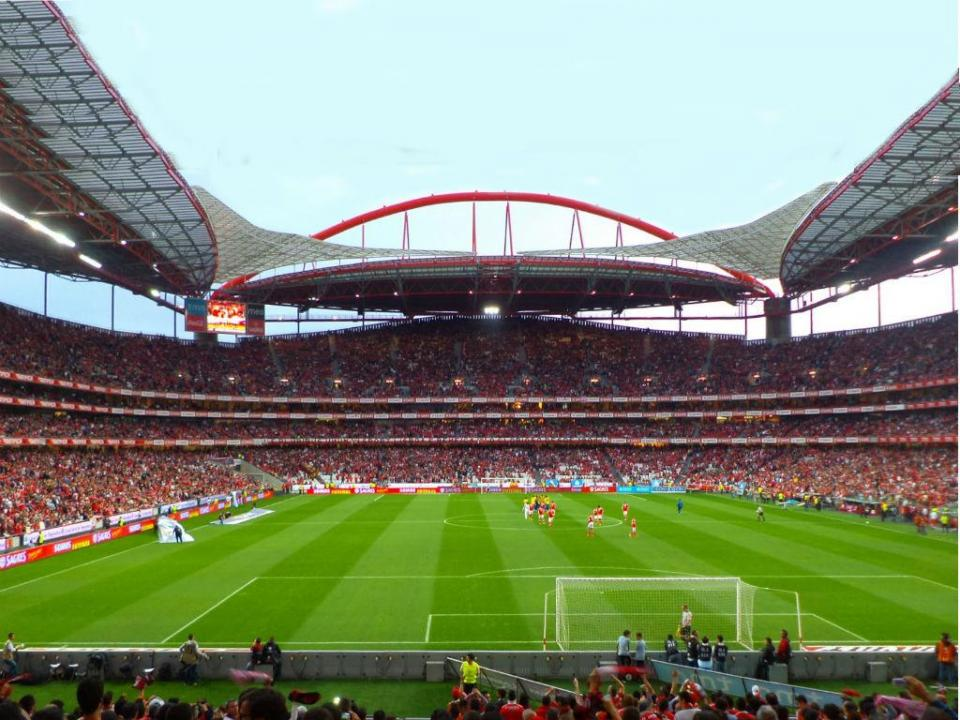 Benfica: venda de lugares anuais supera os 70 por cento