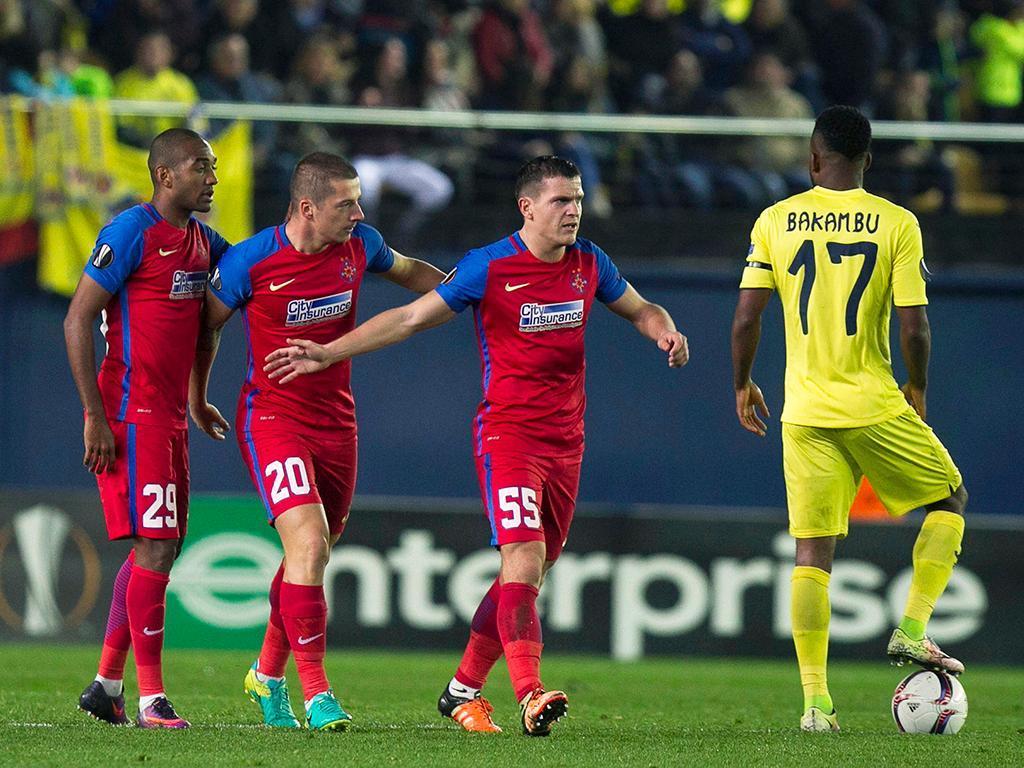 Steaua promete 120 mil euros aos jogadores para ultrapassar Sporting
