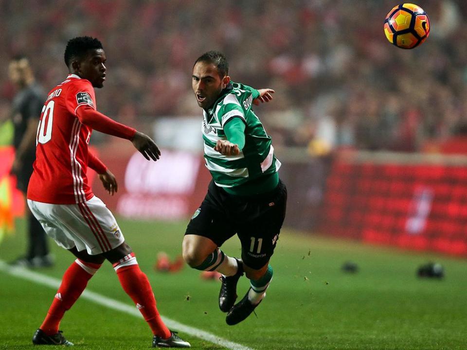 Sporting-Benfica (antevisão): deixem o «show off», comece o espetáculo