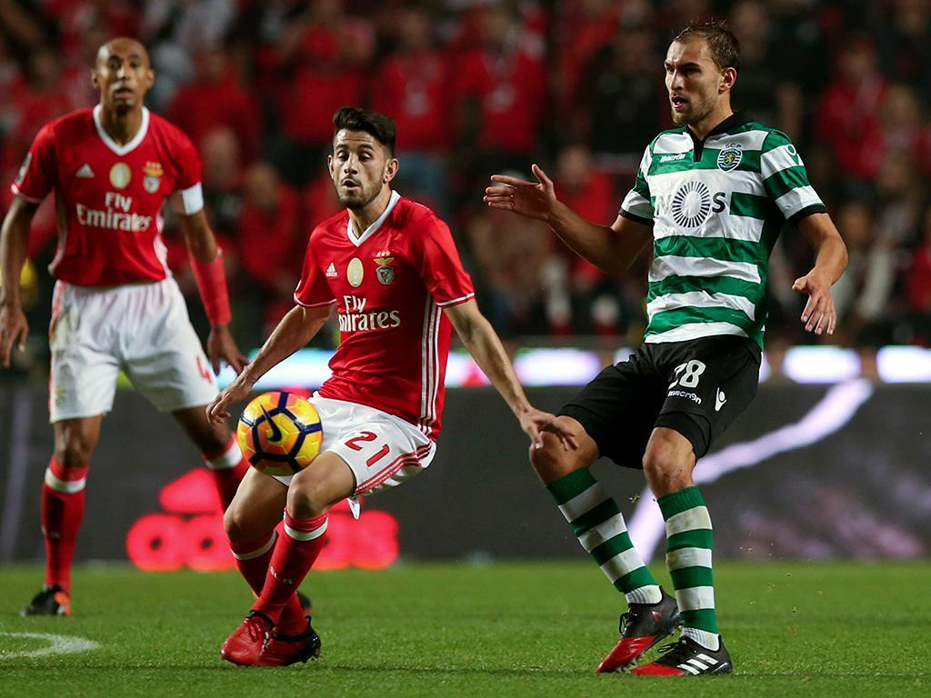 O Benfica-Sporting e uma diferença mentirosa