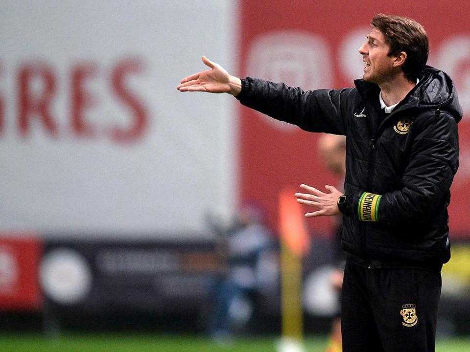 OFICIAL: Paços Ferreira confirma aposta em Vasco Seabra