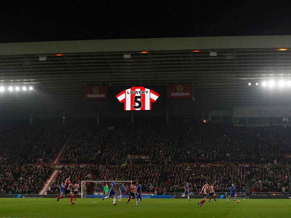 Sunderland coloca estádio à disposição dos sem-abrigo