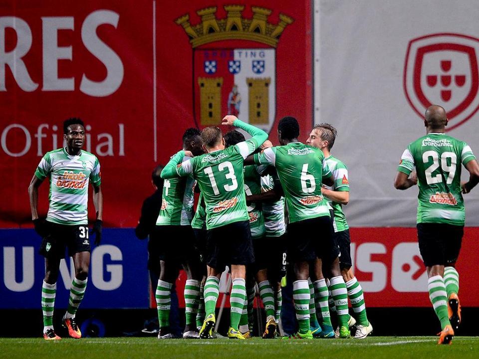 II Liga: Sporting Covilhã anuncia sexto reforço para a próxima época