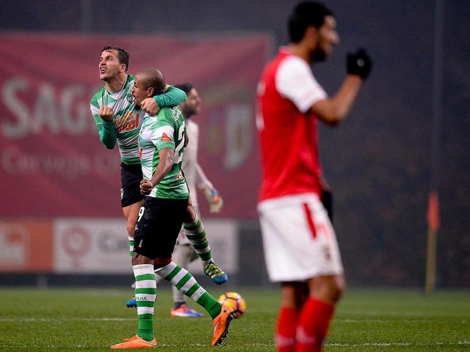 II Liga: Sp. Covilhã vence Varzim e sai da zona de descida