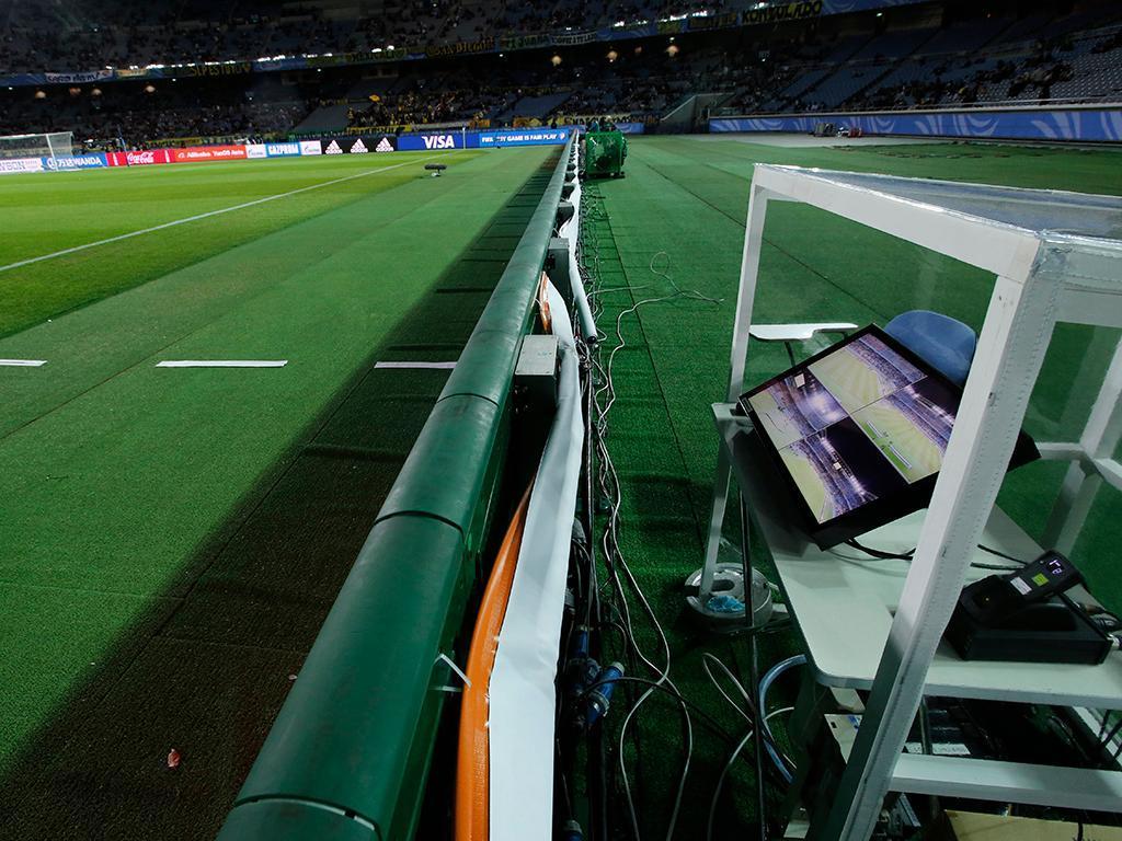 TP: árbitros da final identificam vantagens do vídeo-árbitro