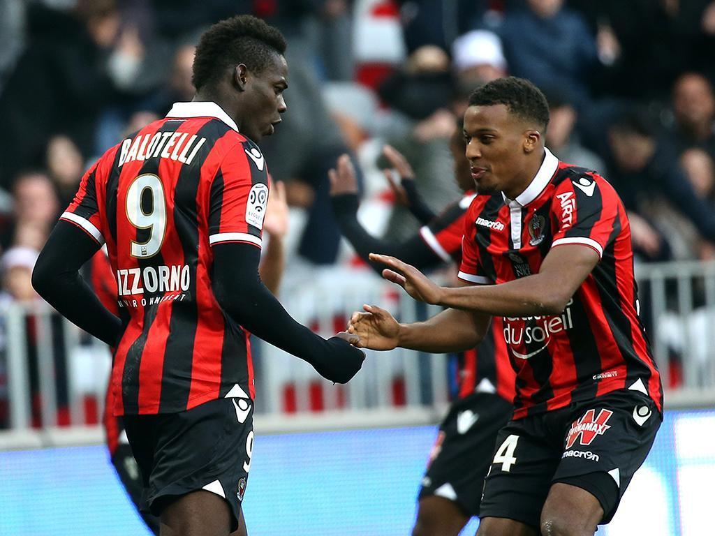França: Nice prossegue sensacional recuperação com golo de Balotelli