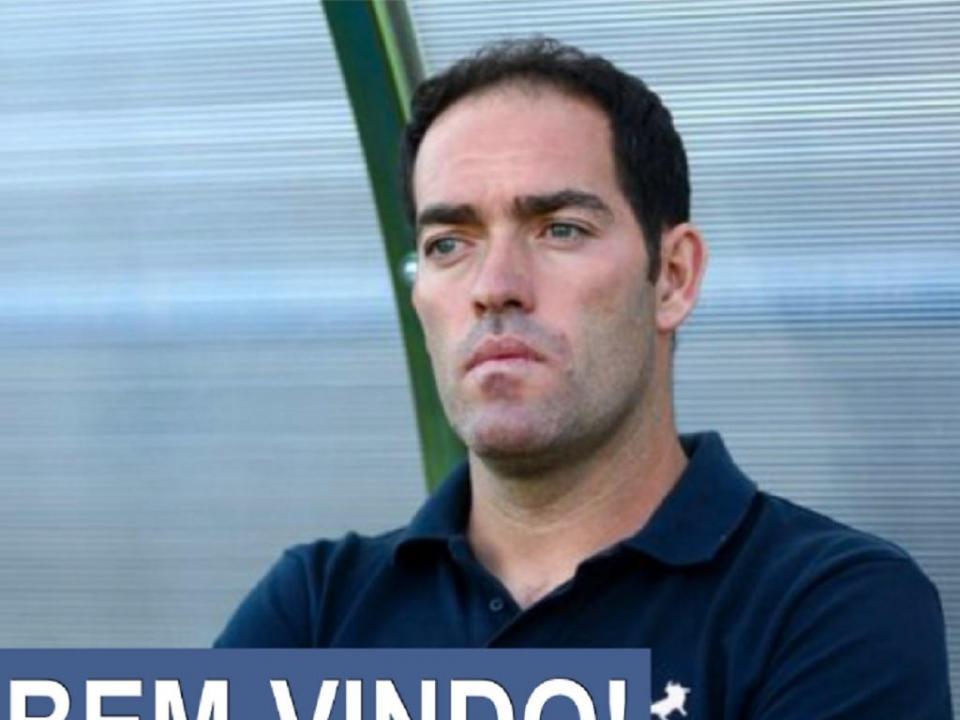 OFICIAL: Ricardo Soares sucede a Jorge Simão no Desp. Chaves