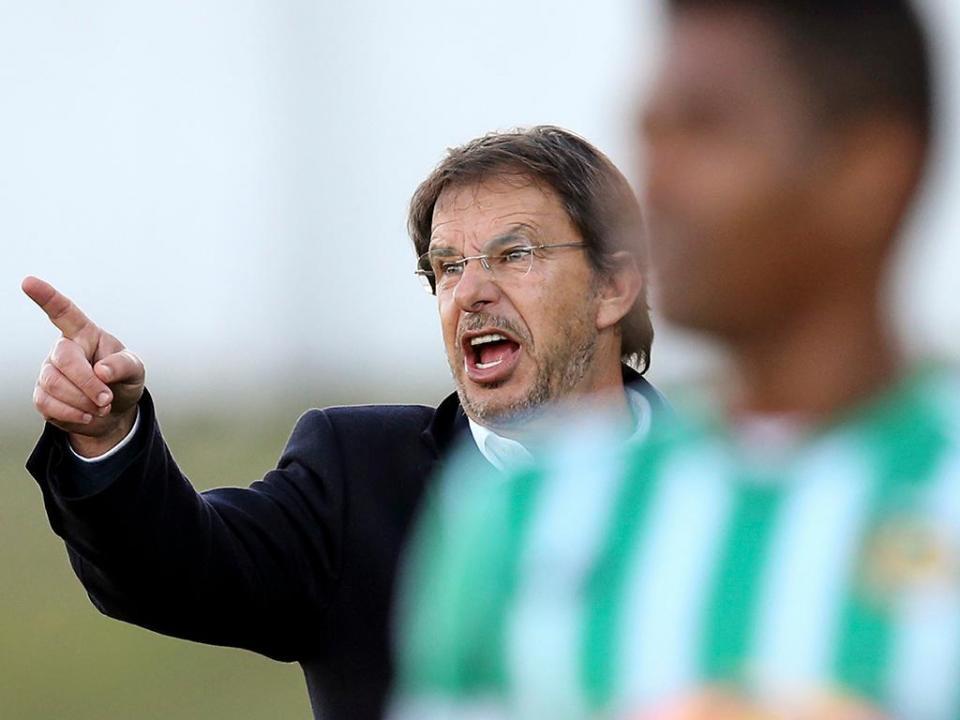 Manuel Machado e o FC Porto: «Temos pela frente um monstro»