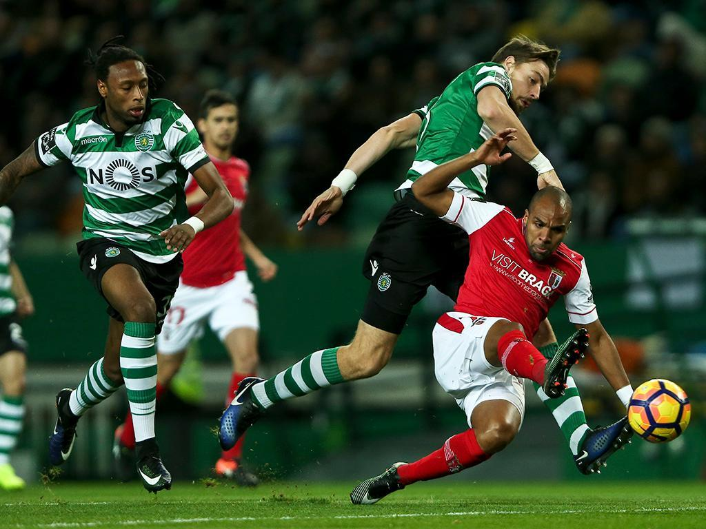Após renovação, Coates lança pequena 'farpa' ao Benfica