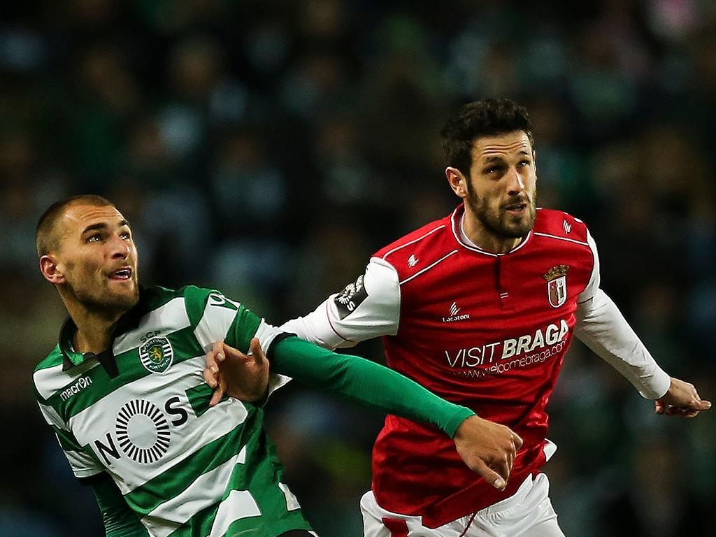 Sporting-Sp.Braga, 0-1 (resultado final)
