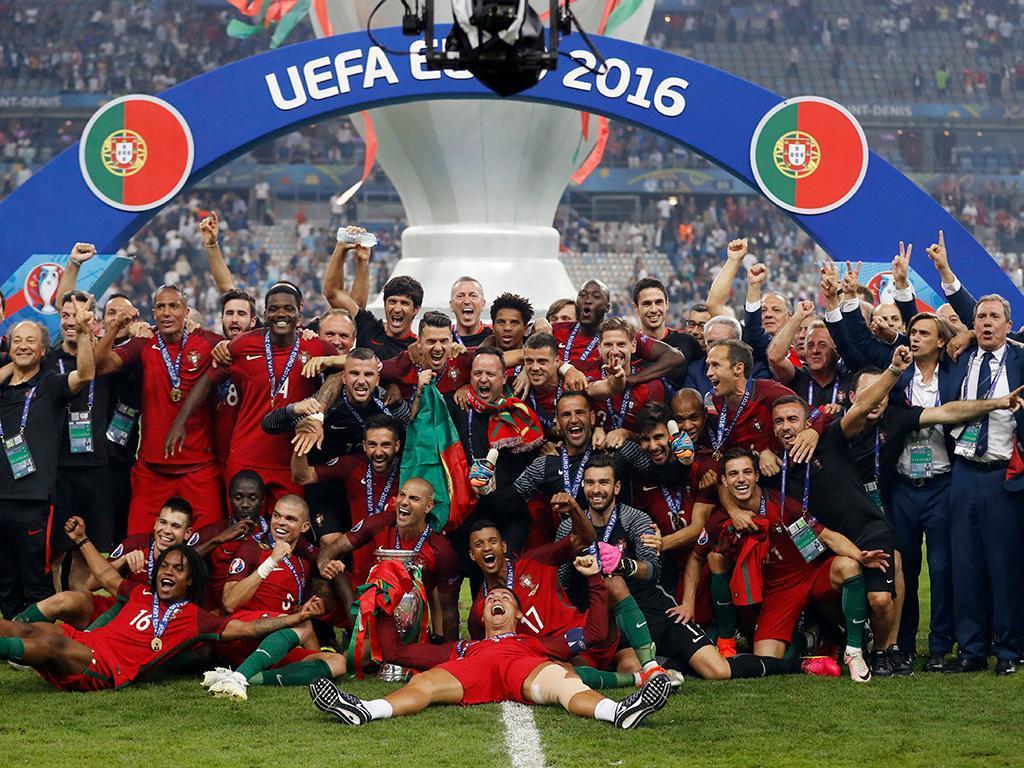 Quinas de Ouro: Seleção Nacional eleita equipa masculina do ano