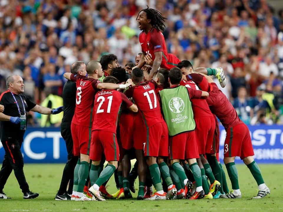 Scolari: «Portugal vencer o Euro2016 tirou-me um peso de cima»