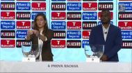 O resultado do Sorteio da Taça de Portugal