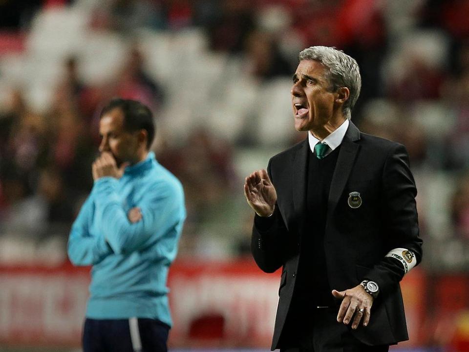 Luís Castro: «Segunda parte de nível muito bom»