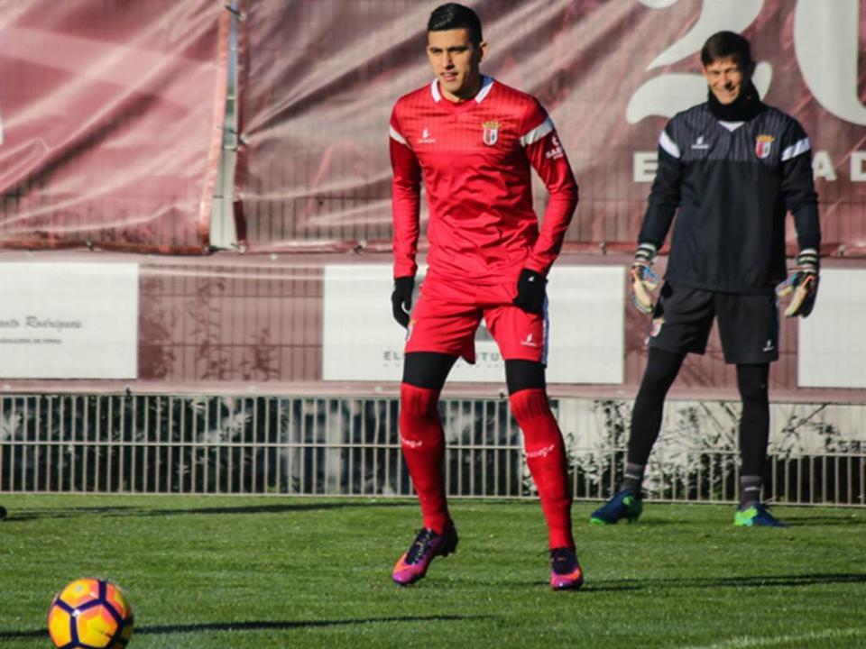Battaglia: Sporting paga 3,5 milhões ao Sp. Braga por 60 por cento do passe