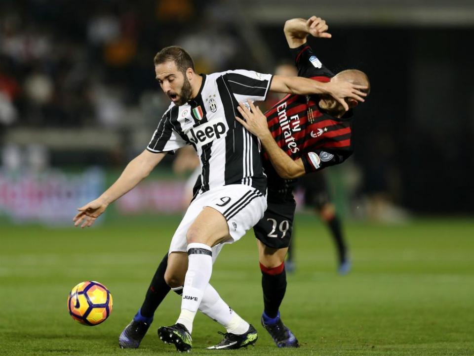 Supertaça italiana na Arábia em três das próximas cinco épocas
