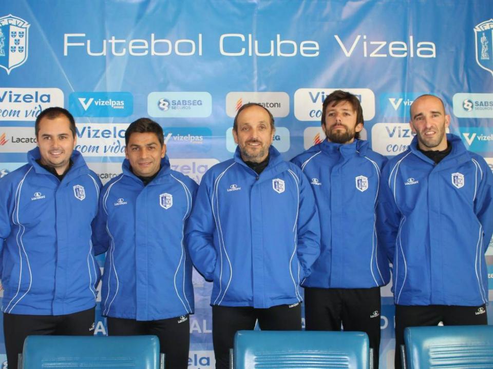 OFICIAL: Rui Quinta assume comando técnico do Vizela