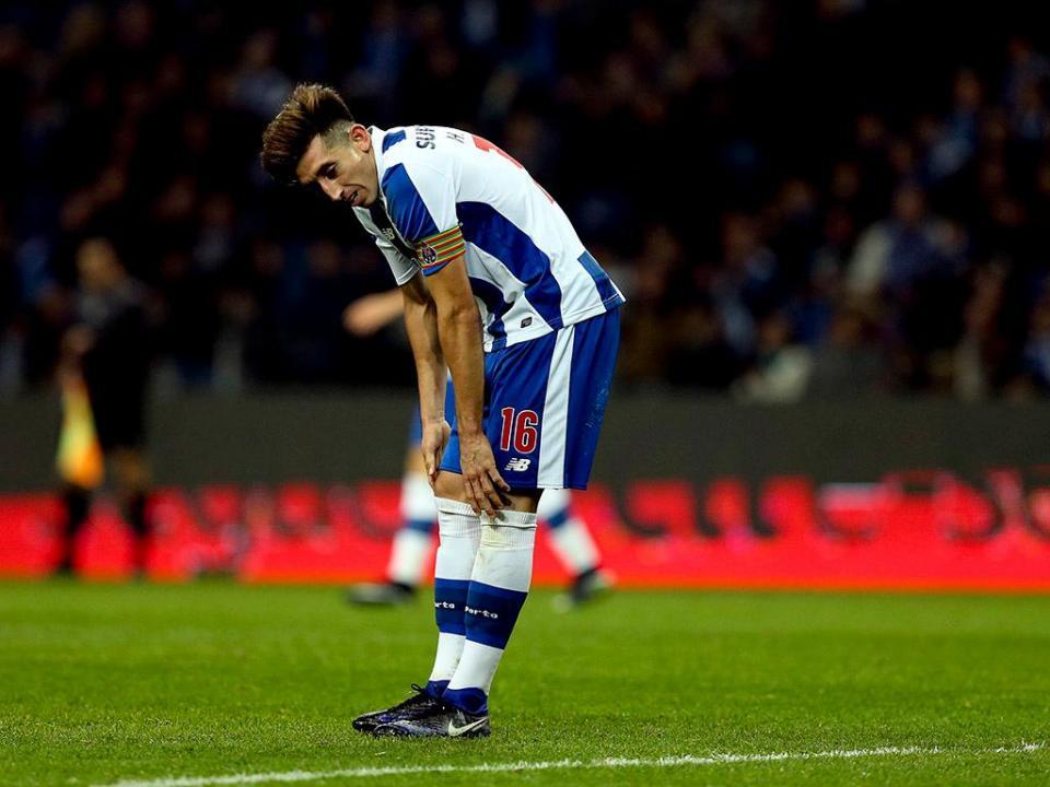 Rio Ave-FC Porto (onzes): Herrera e Otávio titulares