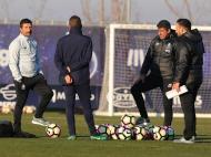 Equipa técnica do FC Porto B (Foto: FC Porto)
