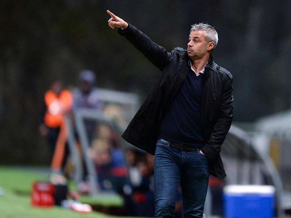 OFICIAL: Filipe Gouveia é o novo treinador do Leixões