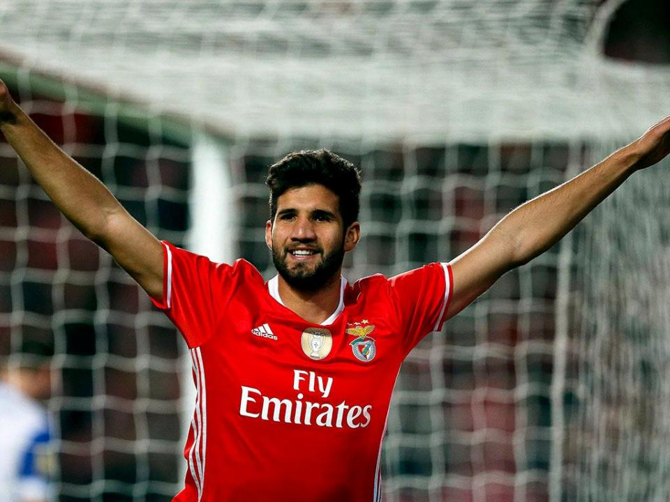 Benfica: Lisandro López já está em Itália