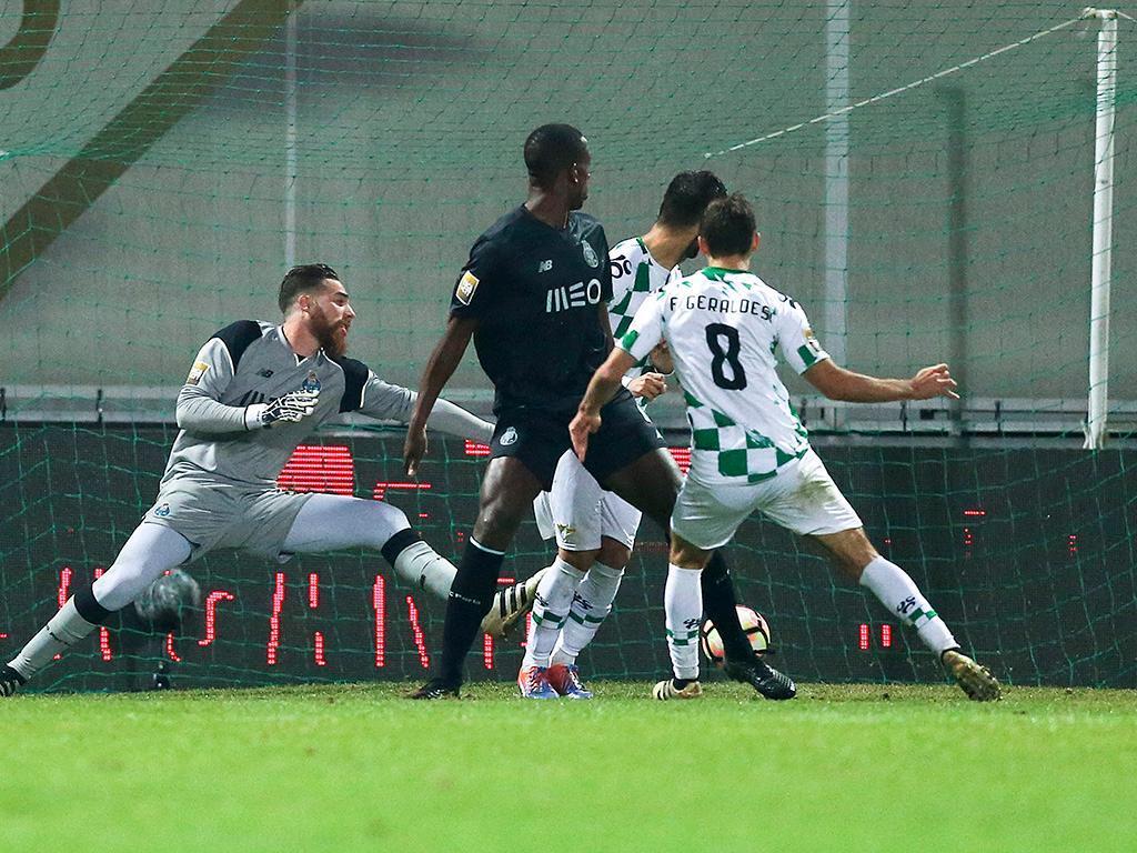 Geraldes eliminou o FC Porto e agora quer «sonhar» na Taça da Liga