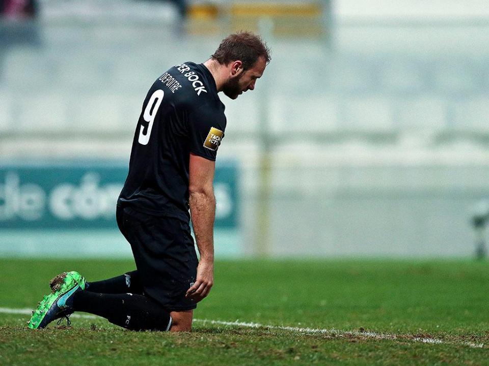 «Passei por uma situação complicada no FC Porto...»