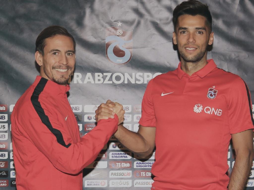 Turquia: João Pereira titular na vitória do Trabzonspor
