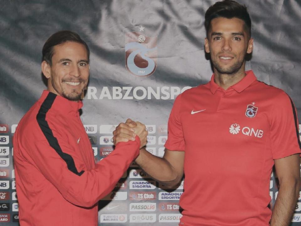 VÍDEO: João Pereira assiste no triunfo do Trabzonspor