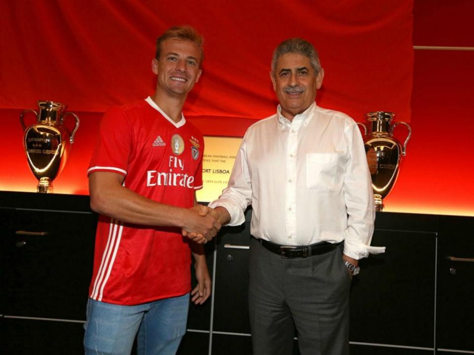 Benfica pagou quase 3 milhões de euros por Hermes