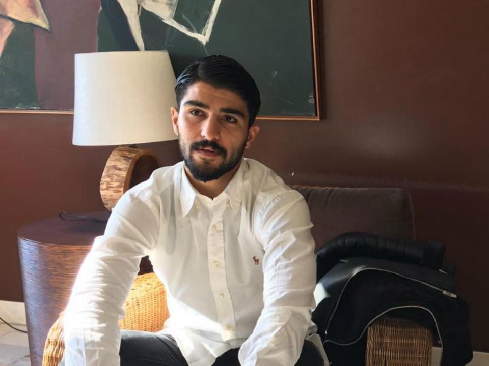 Amir: «É uma grande honra ser o primeiro do Marítimo num Mundial»