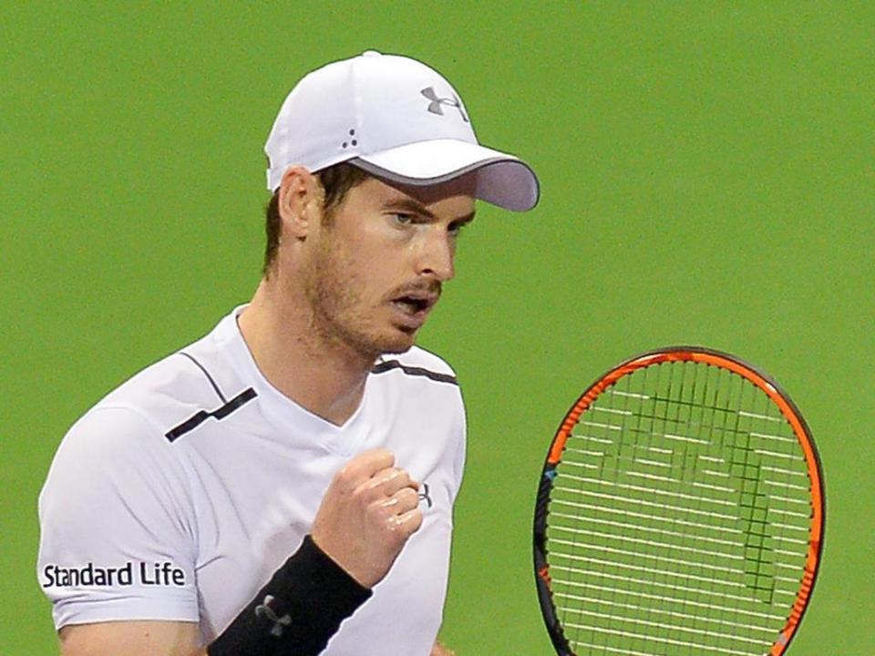 Ténis: Murray enfrenta Verdasco na final do Torneio do Dubai