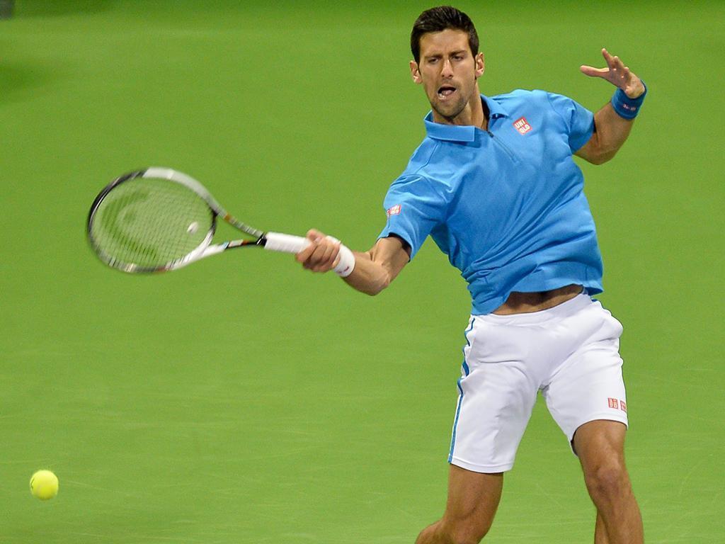Ténis: Djokovic desiste dos Masters de Miami por lesão