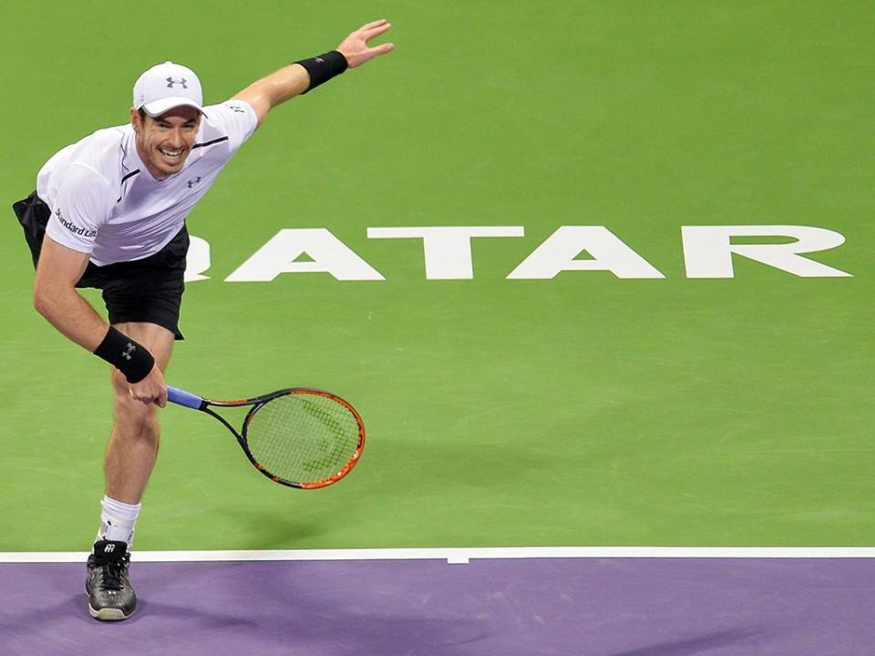 Andy Murray vence torneio do Dubai em conquista primeiro troféu em 2017