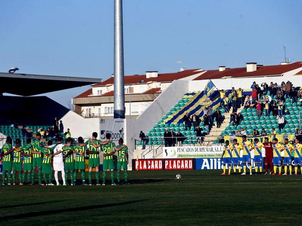 Tondela multado por falhas no sistema de vigilância do estádio