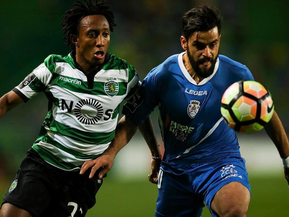 Feirense Sporting: Feirense-Sporting AO MINUTO: Está Tudo A Pensar No Mesmo