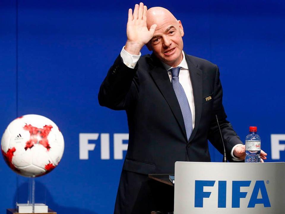 FIFA afasta qualquer possibilidade de repescar Itália para o Mundial