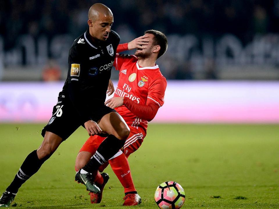 Bruno Gaspar: «Olhamos para a frente, o Vitória é um clube grande»