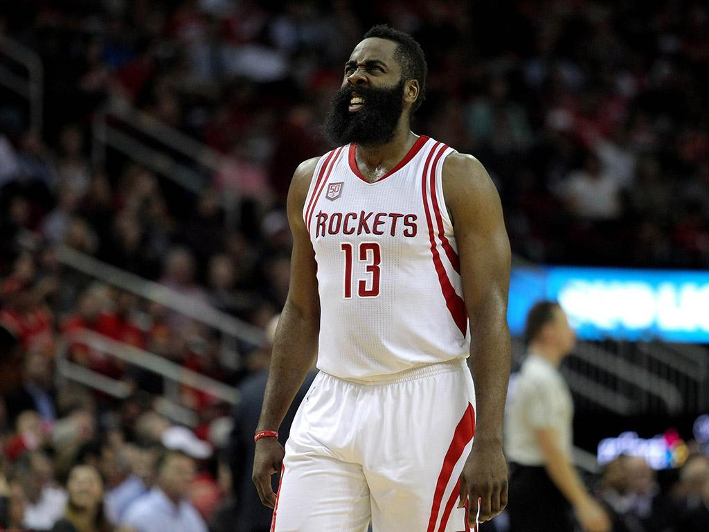 NBA: Harden «alcança» Jordan na vitória dos Rockets