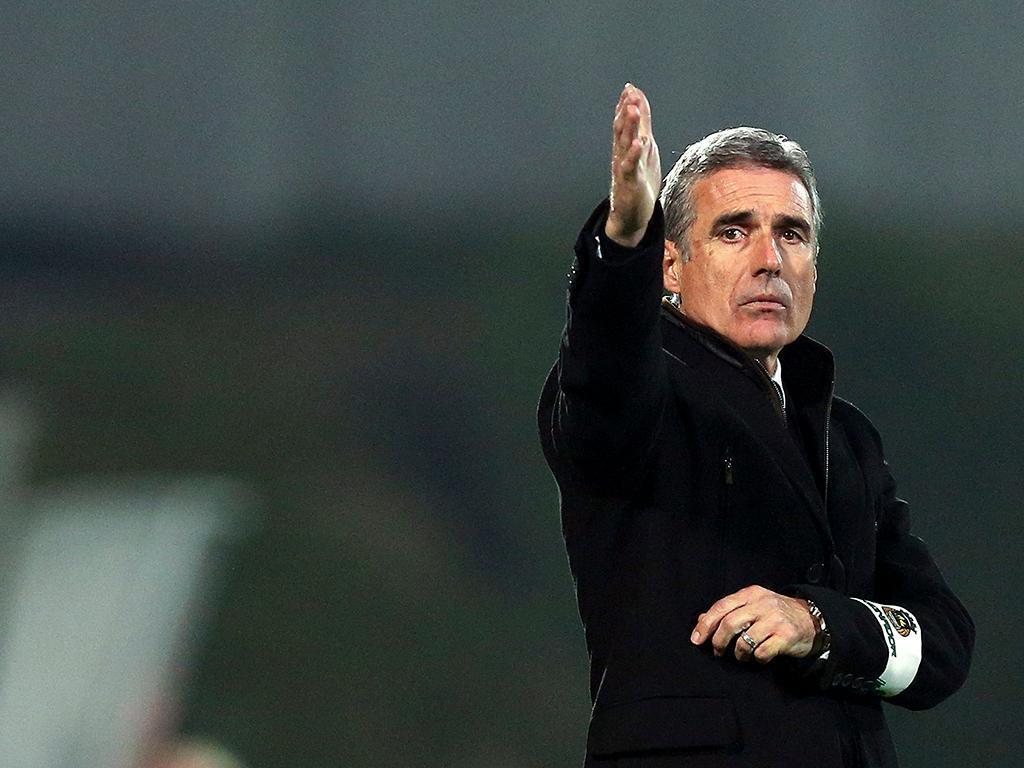 Luís Castro: «Heldon? Futebol é para ser jogado e não falado»