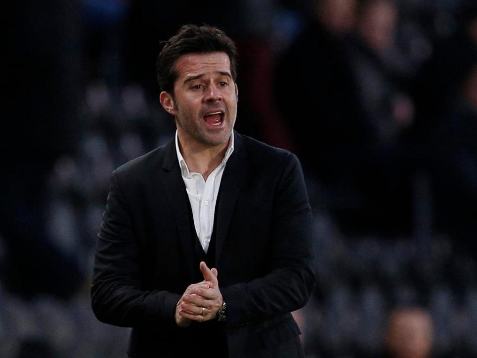Marco Silva: «United não pensa que já está ganho, conheço o treinador»
