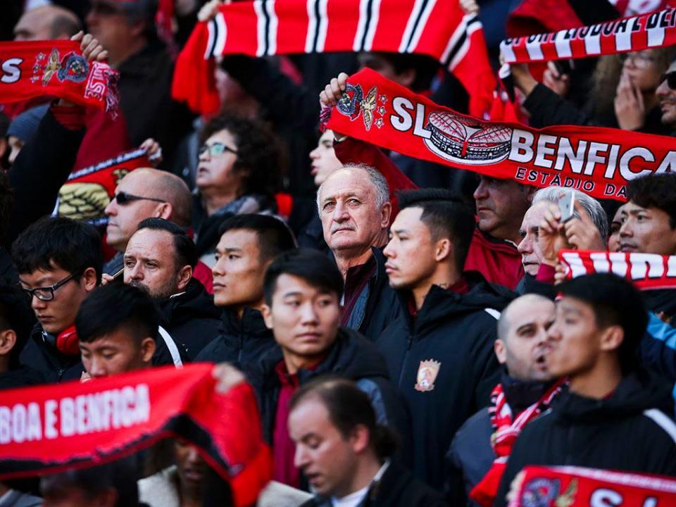 Benfica-Boavista terá lotação esgotada