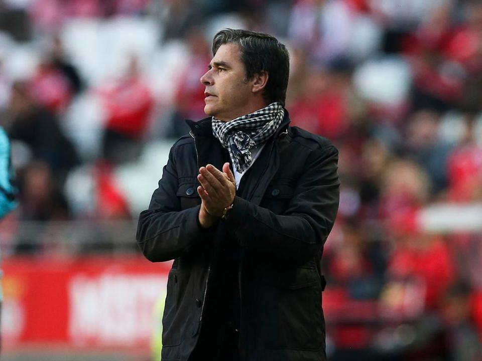 Miguel Leal: «Aproveitámos os pontos menos bons do Benfica»