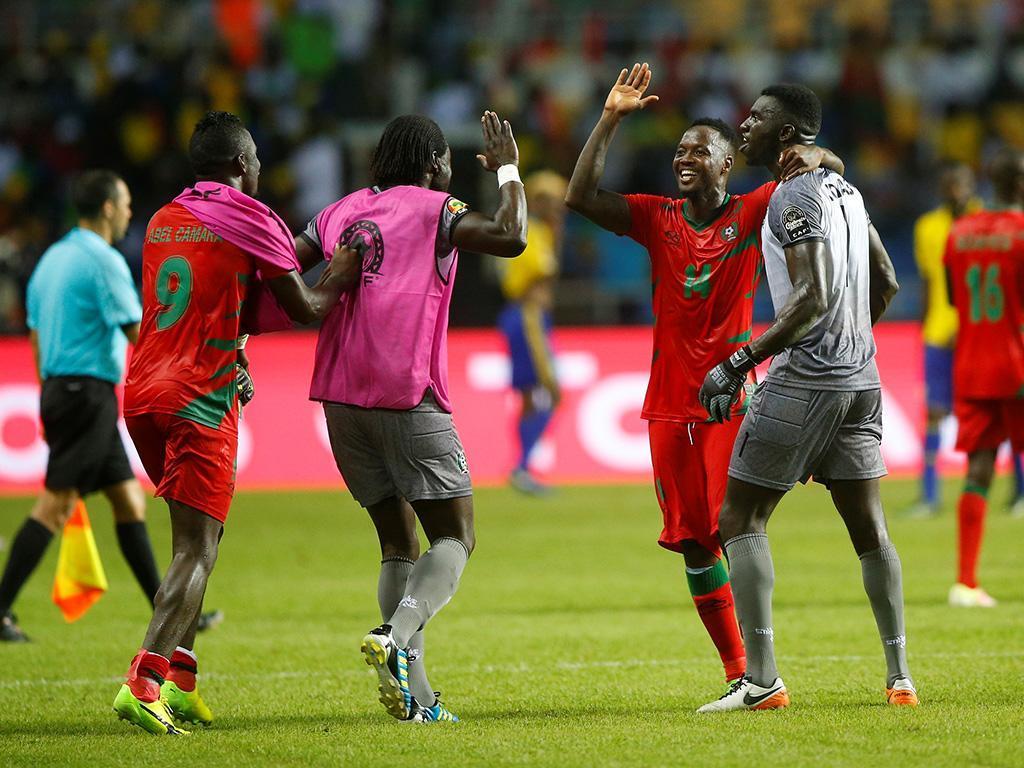 Tribunal de Bissau ordena interrupção do campeonato